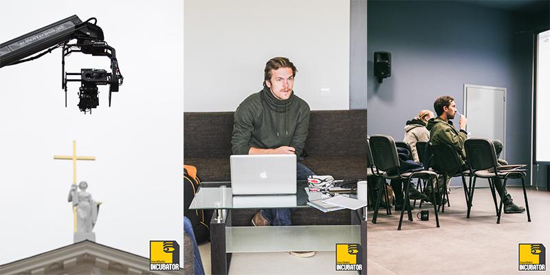 NORDBALTIC INCUBATOR – Pirmasis AMII savarankiškas projektas į Vilnių sukvietė pusšimtį studentų, moksleivių ir dėstytojų iš Latvijos, Švedijos, Suomijos, Islandijos, Italijos, Estijos ir Lietuvos. Du mėnesius Vilniuje jie mokėsi, plėtojo idėjas ir sukūrė keturis dokumentinius filmus, kuriuos suvienijo veiksmo vieta – Vilniaus miestas.  Sukurti filmus apie Vilnių jauniems kūrėjams padėjo profesionalių dėstytojų komanda – lietuviai režisieriai ir prodiuseriai Audrius Stonys, Audrius Mickevičius, Ričardas Matačius, Stasys Baltakis, Islandijos kino akademijos režisūros dėstytojas Stevenas Meyersas, Latvijos kultūros akademijos dėstytojas, operatorius Andrejs Verhoustinskis, Estijos operatorius ir prodiuseris Arko Okkas.