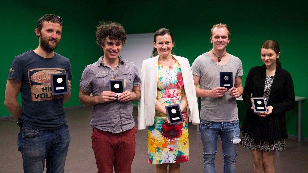 AMIIWorkFest Winners 2017