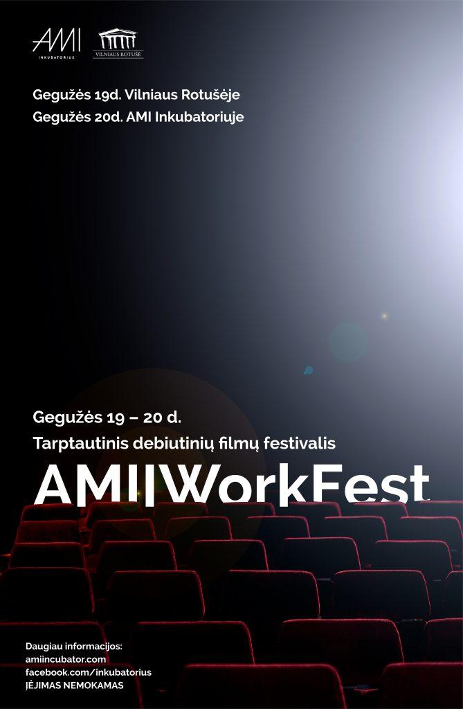 AMIIWorkFest – Tarptautinis debiutinių filmų festivalis