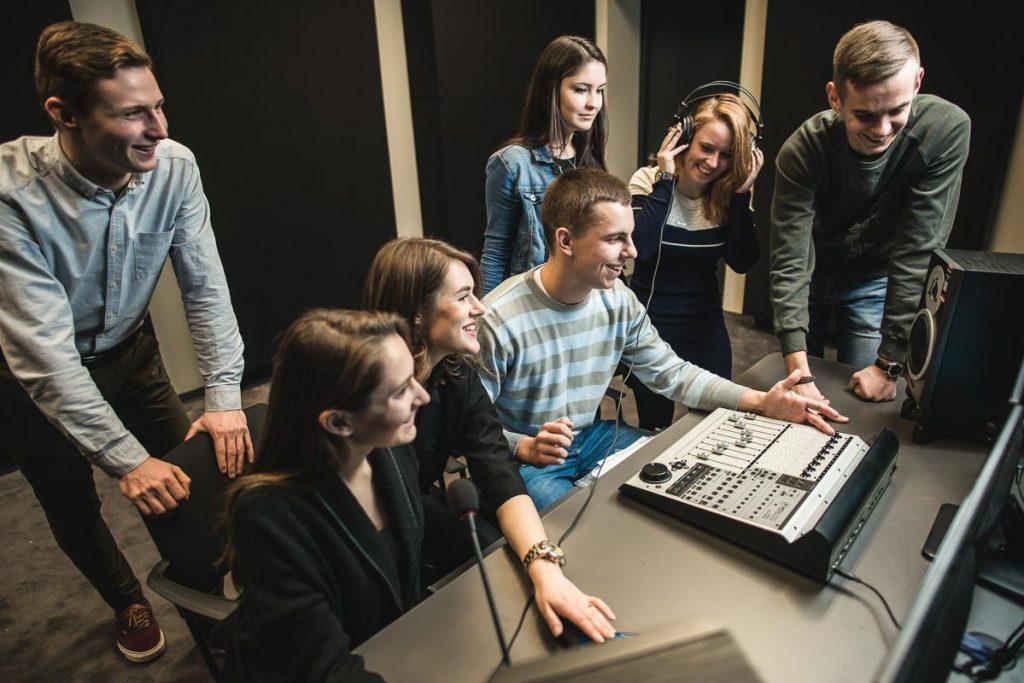 Pajausk kūrybiškumo pulsą VGTU kūrybinių industrijų fakultete
