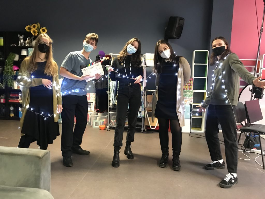 AMI inkubatoriuje praktiką atliko Vilniaus universiteto studentai