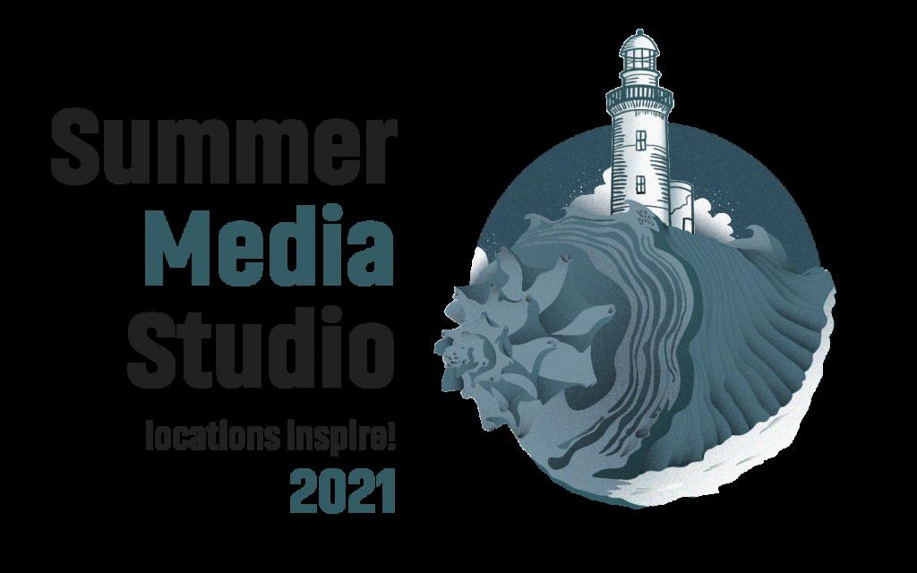 """VASAROS MEDIA STUDIJA 2021- """"Lokacijos įkvepia!"""""""